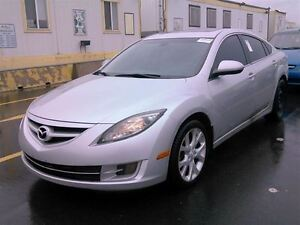 2009 Mazda MAZDA6 GT-LEATHER-SUNROOF