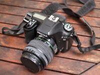Pentax K100D 6.1MP Digital SLR Camera - Black (Kit w/ 18-55mm Lens)
