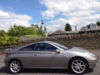 12 MONTH WARRANTY! (55) TOYOTA CELICA T SPORT VVTLi 190 GREY- One Owner- Low Mileage- Toyota History
