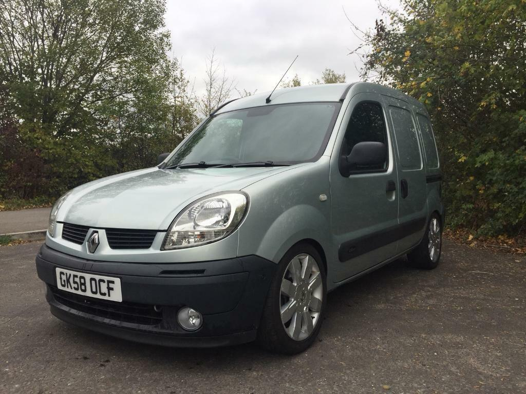 Renault Kangoo 2 0 16V F4R Clio 182 Engine Conversion Nissan Kubistar | in  Bracknell, Berkshire | Gumtree