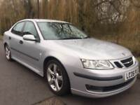 SAAB 9-3 VECTOR TID AUTOMATIC FULL MOT FULL SERVICE HISTORY IMMACULATE FIRST TO SEE WILL BUY