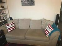 2 x Sofas - collection only