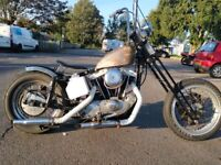 Harley Davidson Ironhead XLH1000 1977