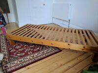 Handmade single bedframe for sale