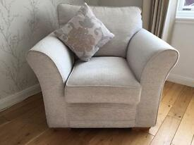 SCS Toulon range chair (matching sofa available)
