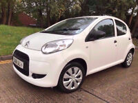 2011 Citroen C1 1.0 VTR 5door 68 BHP Manual- Small car suitable for new driver