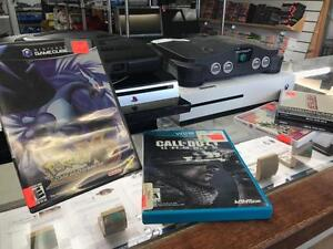 ** GAME ON ** Awesome Selection of New and Used Consoles and Video Games