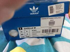 Adidas Gazelles (new)