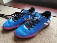 Kids Adidas Football Boots - size 13k