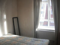 DOUBLE ROOM TO RENT IN CLAPHAM COMMON - £600 PCM ONE PERSON - £700 PCM COUPLES - ALL BILLS