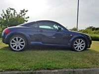 AUDI QUATTRO TT 225 TURBO 6 SPEED AWESOME PERFORMANCE SERVICE HISTORY ALL PAPERWORK 2 KEYS