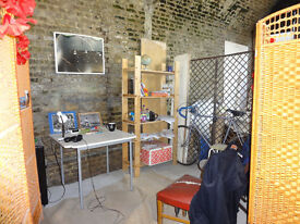 LOW COST ART STUDIO Hackney