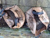 Two bags of garden soil - FREE