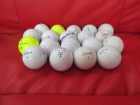 50 Top Brand Golf Balls for £22
