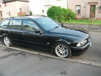 bmw 520i se touring auto 2171cc 2003 mot april 19 £850