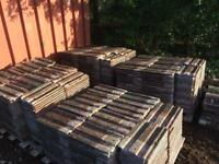 Reclaimed Marley roof tiles