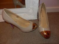 HIGH HEEL PARTY SHOES BY RASCAL SIZE 3 BRAND NEW