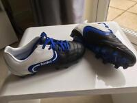 Childs football boots (size3)