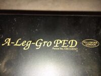 A-leg-gro-ped - Piano Pedal Extenders & Height Adjustable Footstool