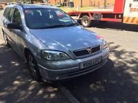 Vauxhall Astra diesel drives superb long mot 295