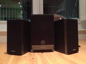 Sandstrom 2.1 PC Speakers