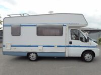 Lovingly looked after Peugeot Boxer Highwayman 4 Berth Motorhome. Will come with full Mot, 53k....