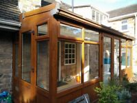Free conservatory - buyer collects