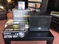 High End Gaming Desktop PC - Intel Core i7 6700HQ, GeForce 1060 Superclocked, 16GB RAM