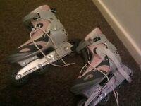 Ladies inline skates