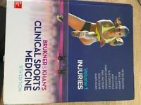 Brukner & Khan Clinical Sports medicine