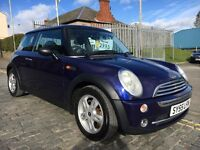 MINI ONE 1.6, 55 PLATE 2005....F.S.H....CRACKING SPEC AND MODEL....IDEAL FIRST CAR!!!