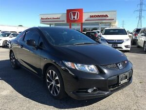 2013 Honda Civic Si Navigation