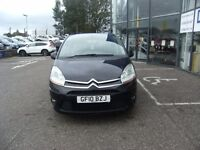 2010 10 CITROEN C4 PICASSO 1.6 VTR PLUS HDI EGS 5D AUTO 107 BHP **** GUARANTEED FINANCE ****