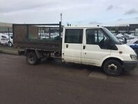 Ford Transit 2006 Tipper Excellent Driver