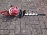SOVERIGN Hedge Trimmer , it has not had much use