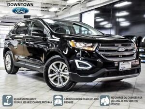 Ford Edge Sel Navi Pano Roof Back Up Cam Leather