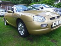 MGF - Totally Reliable Cheap Summer Fun