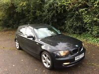 BMW 1 SERIES 2.0 120d SE 5dr-In Very Good Condition