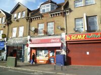 1 Bed 1 Rec Above Shop Furnished Flat - London Road In Isleworth - TW7 4EP