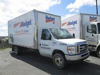 2012 Ford Econoline Commercial Cutaway CUBE 16 PIED