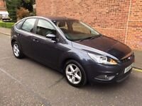 2009 FORD FOCUS AUTOMATIC 1.6CC, 01 PREVIOUS OWNER FROM BRAND NEW