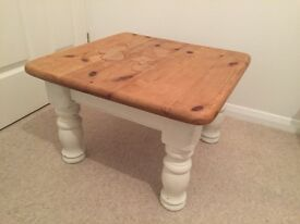 Coffee table shabby chic