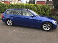 2008(08) BMW 320d SE TOURING **MANUAL** *LEATHER INTERIOR* **VERY CLEAN CAR INSIDE AND OUT**