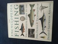 An amazing Encyclopedia of Fishing