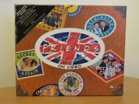 The classic famous TV sitcom Friends - London wedding limited edition box set