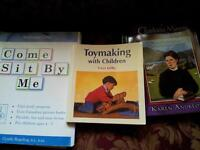 Home schooling resource books