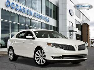 2016 Lincoln MKS TOIT, CUIR, ECOBOOST
