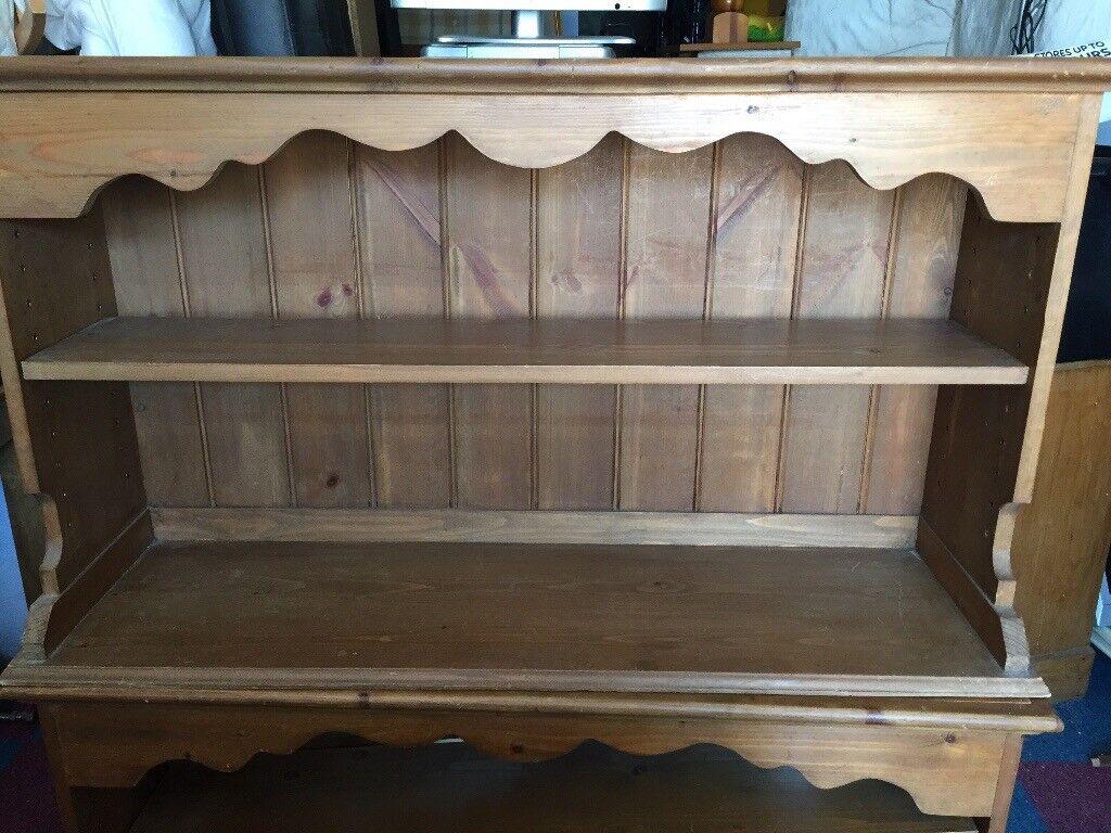 Pine bookcase /storage / table