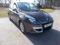 2010 10 RENAULT SCIENIC 1.5 DCI PRIVILEGE TOM TOM 5 DOOR MPV CALL 07791629657