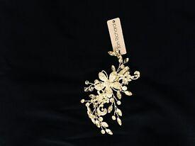 Unused diamanté hair clip